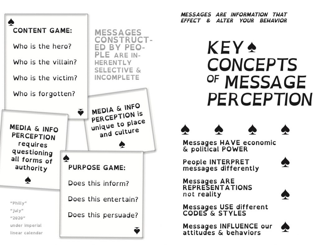 A screencapture of the front and back cover of the booklet PDF